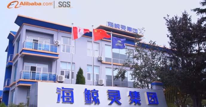 Alibaba SGS Certification